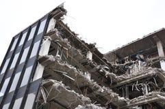Local de demolição fotografia de stock royalty free