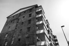 Local de edifício Imagem de Stock