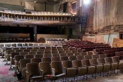 Local de encontro do teatro Foto de Stock Royalty Free