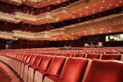 Local de encontro do teatro Fotografia de Stock