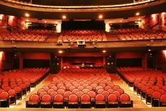 Local de encontro do teatro imagem de stock