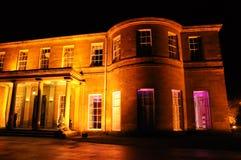 Local de encontro Harrogate Inglaterra do casamento Fotos de Stock Royalty Free