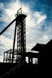 Local de mineração Imagens de Stock