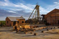 Local de mineração Fotos de Stock