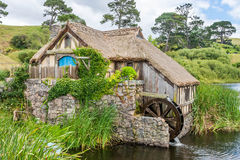 Local do filme de Hobbit Imagem de Stock Royalty Free