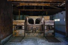 Local do memorial do campo de concentração de Dachau fotografia de stock royalty free