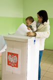 Local elections in Poland Stock Photography