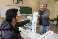 Local Elections in Turkey. Stock Photography