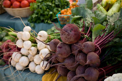 Local Farmers Market Royalty Free Stock Photo