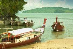 Free Local Fishing Boats. Stock Photos - 25340353