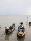 Local fishing boats Royalty Free Stock Photos