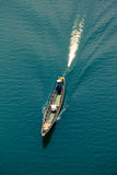 Boat. Local fishing boats. The smaller engine is the driving force Stock Photos