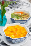 Local food of Phuket in restaurant Stock Photography