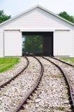 Local histórico nacional da estrada de ferro de Allegheny Portage Imagem de Stock