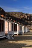 Local histórico nacional de Davis do forte imagem de stock royalty free