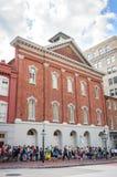 Local histórico nacional do teatro de Ford Imagem de Stock