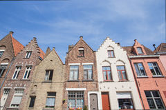 Local home in Bruges, Belgium Royalty Free Stock Images