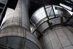 Local industrial Imagens de Stock Royalty Free