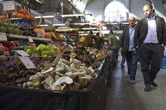 Local market. In Wroclaw, Poland Stock Photography
