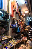 Local market, Thassos Stock Photos