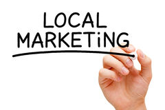 Local Marketing royalty free stock images
