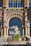 Local modernista de Sant Pau Imagem de Stock Royalty Free