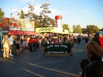 Local Parade High School Band, Los Angeles County Fair, Fairplex, Pomona, California Stock Photos