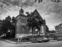 Local photos from Atchison Kansas. Royalty Free Stock Images