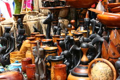 Local pottery Stock Images