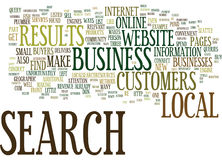 Local Search Makes Your Business A Big Fish In Your Local Community Text Background  Word Cloud Concept. LOCAL SEARCH MAKES YOUR BUSINESS A BIG FISH IN YOUR Royalty Free Stock Photo