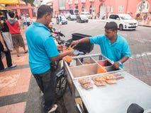 Local snack foods in Melaka Stock Photos