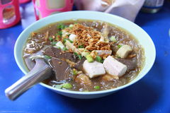 The local thai food Royalty Free Stock Images