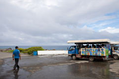 Local Tour in Kenting Stock Images