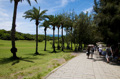 Local Tour in Kenting Royalty Free Stock Photo