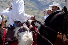 Local town festivities in Pintag, Pichincha Stock Photos