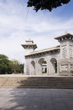 Local traditional Chinese architecture Stock Image