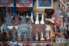 A local traditional craftsmanship at jogja yogyakarta indonesia. Java Royalty Free Stock Photo