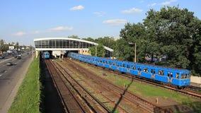 Local train Stock Photo