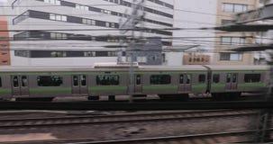Local Train in Tokyo