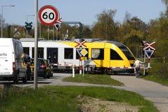 Localbane-Zug Lizenzfreie Stockfotografie