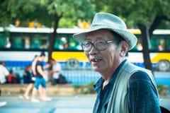 locale Pechino La Cina 2015 Fotografia Stock Libera da Diritti