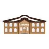 Locali della biblioteca Fotografie Stock Libere da Diritti