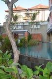 Località di soggiorno in Bali Fotografia Stock Libera da Diritti