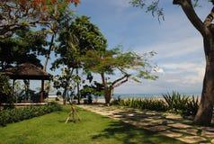 Località di soggiorno in Bali Indonesia Immagini Stock