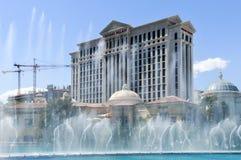 Località di soggiorno del Caesars Palace - Las Vegas Immagini Stock