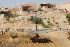 Località di soggiorno del deserto Fotografia Stock Libera da Diritti