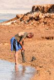 Località di soggiorno del mar Morto, Giordania Immagine Stock Libera da Diritti