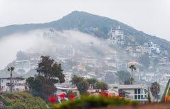 Località di soggiorno del montaggio, Laguna Beach Fotografia Stock Libera da Diritti