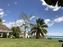 Località di soggiorno della laguna Fotografia Stock Libera da Diritti