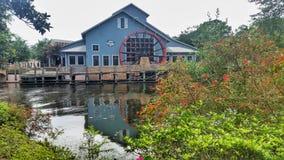 Località di soggiorno della riva del fiume di Orleans del porto Fotografia Stock Libera da Diritti
